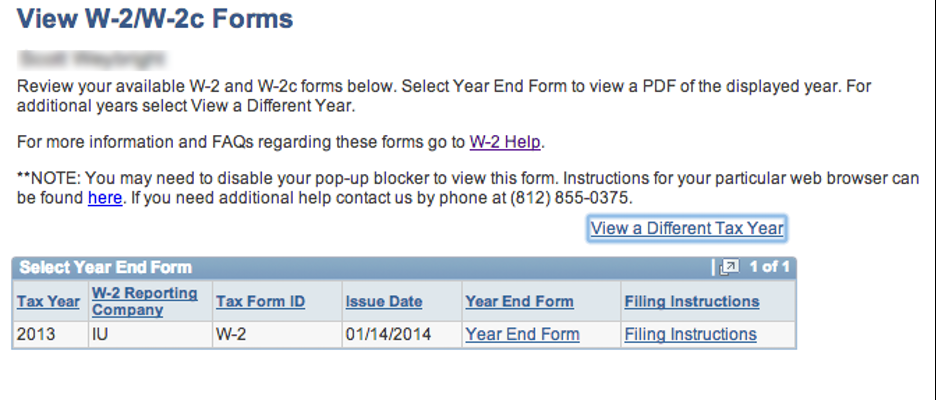 w2 form indiana  W-11 Tax Form | All IU Campuses | One.IU